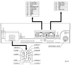 wiring diagram car radio pioneer wiring diagram awesome jvc car stereo wiring diagram instalations nilza