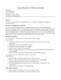 Accounting Resume Objective Gorgeous Accounting Resumes Objectives Accounting Clerk Resume Objective