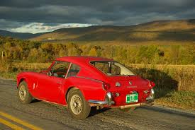 no matter their age old cars that are driven regularly wi 1967 triumph gt6 mk i