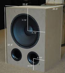 speakers with subwoofer. the v.b.s.s. diy subwoofer design thread - avs forum | home theater discussions and reviews speakers with