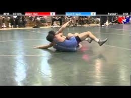 Frayer Wrestling Sunkist Freestyle 66kg Semis Jared Frayer Vs Adam Hall Youtube
