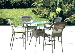 tall patio table. Tall Patio Bistro Table Outdoor Set Stunning Pictures
