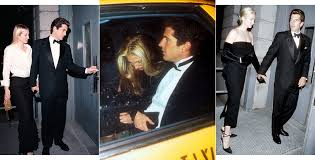 Carolyn Bessette and John F. Kennedy Jr. in 24 images | Vogue Paris