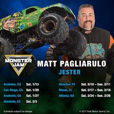 Monster Facebook Home - Jester Truck
