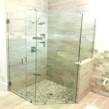 shower door splash guard glass doors water home depot