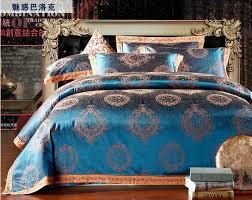 designs jacquard bedding set gold bedding sets king size 2018 bed sizes uk