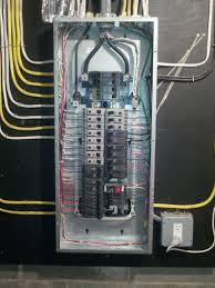 ge powermark gold bonding concern you might be right here s an old photo of a ge panel the tie bar clearly on the bottom