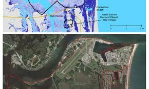 Mayport Tide Chart On The Front Lines Of Rising Seas Naval Station Mayport