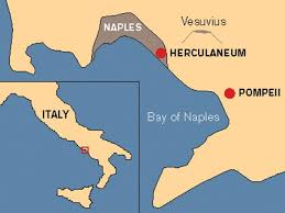 pompeii & herculaneum maps of the ancient world pinterest Map Of Italy Naples And Pompeii pompeii & herculaneum maps of the ancient world pinterest pompeii, italy and pompeii italy naples pompei map