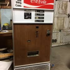 Old Soda Vending Machines Impressive Vintage Coke Machines Collectors Weekly