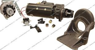 pony motor business industrial 12v720 k reman pony motor to 12 volt conversion kit for john deere 70 tractors