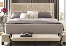 Bernhardt Maxime Queen Bed Morris Home Upholstered Beds