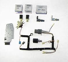 amazon com gm 4l60e 7 piece solenoid and wire harness kit epc tcc 4l60e wiring harness gm 4l60e 7 piece solenoid and wire harness kit epc tcc shift manifold 3 2