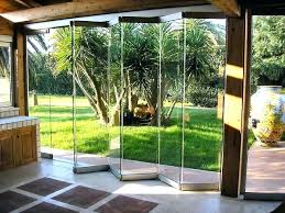 interesting folding glass doors exterior exterior glass doors accordion glass doors exterior glass accordion doors exterior