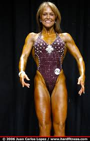 Maxine Johnson - onepiece - 2006 USA's Figure and Bodybuilding Championships