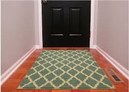 head on over to where you can score this ottomanson contemporary morrocon trellis design area rug with non skid rubber backing 3 3 x 5 0 for only
