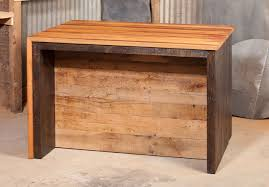 small diy butcher block island countertops made from reclaimed wood for small rustic kitchen spaces ideas