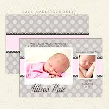Announcement For Baby Girl Girl Birth Announcements Baby Girl Birth Announcements Ideas