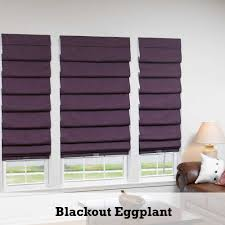 Bedroom Blackout Roman Blinds Blackout Roman Shades - Blackout bedroom blinds