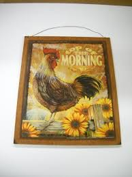 Sunflower Kitchen Rooster And Sunflower Kitchen Decor Theme