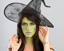 witch makeup for
