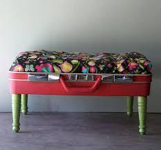 pet suitcase 2 475 Repurposed Vintage Suitcases