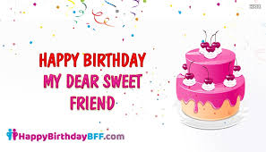 Birthday Wishes For Best Friend Female Quotes Custom Birthday Wishes For Best Friend Female HappyBirthdayBffCom