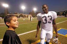 Granada Hills quarterback Ramon Johnson's success has his teammates,  opponents listening – Daily News