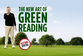The Art Of Green Reading Todays Golfer
