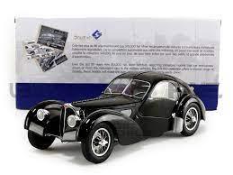 A subsequent owner sent the car back to bugatti. Bugatti 57 Sc Atlantic 1938 Five Diecast