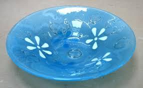 decorative glass bowls uk mesmerizing awesome