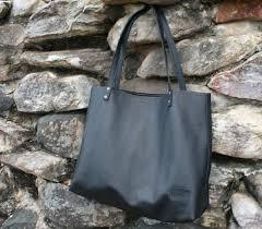 large black leather bag large leather tote bag women s oversized