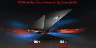 NVIDIA GeForce GTX Max-Q Design Philosophy Laptops: ASUS Zephyrus GX501  Active