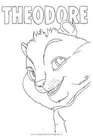 Disegno Alvinchipmunk09 Personaggio Cartone Animato Da Colorare