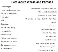 persuasive essay words phrases  persuasive writing signal words district 186 persuasive essay words phrases