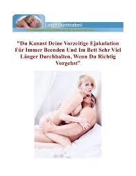 ejakulationstraining handbuch full download