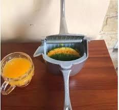 Máy ép Trái Cây Ép Hoa Quả Cầm Tay Sharp - Máy Ép Hoa Quả Bằng Tay mini  Nước uống Sinh Tố