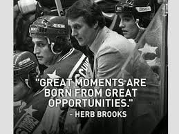 Herb Brooks Quotes Fascinating Puckstop On Twitter Plenty Of Herb Brooks Quotes Being Thrown