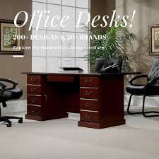 home office desk with drawers. Home Office Desk With Drawers