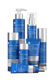 paula s choice resist anti aging skin care i m in my mid 30s and people often ment that i look younger i believe that has something to do with this