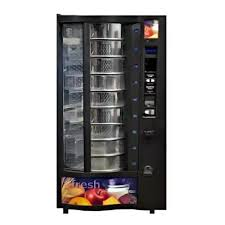 Cold Food Vending Machines Extraordinary National 48 Shoppertron Cold Food Vending Machine