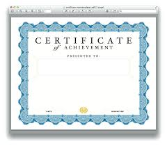 Free Online Printable Certificates Of Achievement Free Printable Honor Roll Certificate Certificates Online Marriage