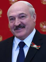 Lukashenko undoubtedly felt confident in his latest vulgar display of power since he knows that vladimir putin and russia are both behind him; Alexander Lukashenko Simple English Wikipedia The Free Encyclopedia