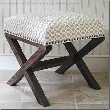 Ottomans DIY Living Room Furniture