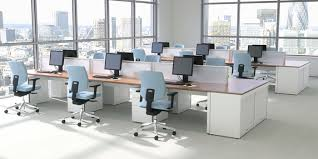 open layout office. Office Furniture: Open Plan Design Ideas + Furniture Layouts | OFFICE PLAN Pinterest Plan, Designs And Layout F