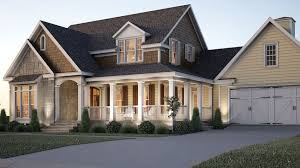 House Plans With Attached Guest House  PaleovelocomTop House Plans