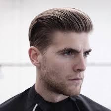 Slicked Back Hair Style Mens Hairstyles Slick Back Hairstyle Beard Slicked Back 6772 by wearticles.com