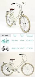 Peace Bicycles Dreamer Step Thru 7d Fully Equipped Vintage