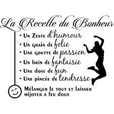 Citation Recette Du Bonheur Silvermoondancersbreda