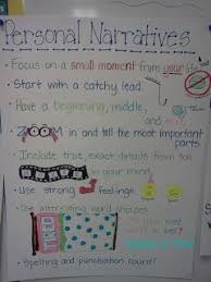 9 Person Narrative Anchor Charts Lucy Calkins Unit Of Study